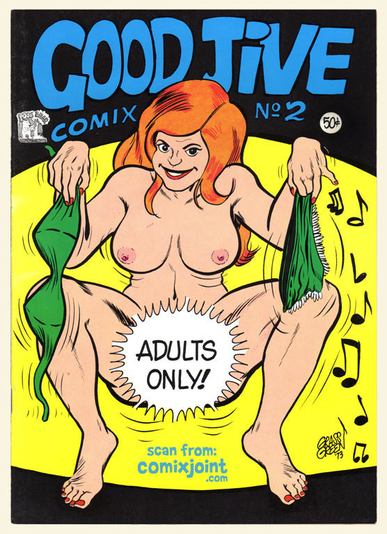 Several Different Publications Of Comix Existed During The 70s and 80s In America